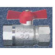 Кран шаровый F-F 50 KPR Внутренняя-внутренняя резьба фото