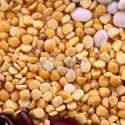 Крупа пшеничная,перловая, горох круглый, Горох колотий фото