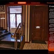 Веб-проекты на основе интерактивных туров фото