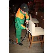Химчистка обивки мягкой мебели фото