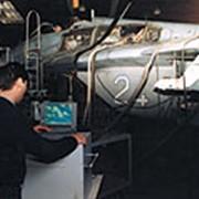 Проверка параметров работы двигателя на самолете фото