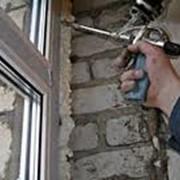 Установка металлопластиковых окон г.Киев фото