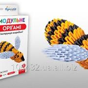 Набор для творчества ЗD оригами Пчелка 951922 фото