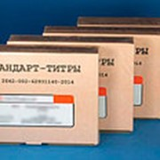 Стандарт-титр аммоний щавелевокислый 0.1Н 10 амп. фото