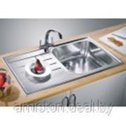 Кухонная мойка из нержавеющей стали BLANCO MEDIAN 45 S фото