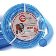 """Шланг для воды 3-х слойный 3/4"""", 20 м, армированный PVC INTERTOOL GE-4073 фото"""