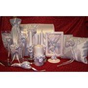 Подарки и игрушки ручной работы бокалы для молодоженов свечи коробочки корзинки замочки быки тарелки для битья и др.аксессуары. фото