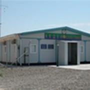 Мобильные здания фото