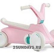 Детский веломобиль BERG GO2 Pink фото