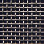 Сетка тканая полотняного переплетения нержавеющая фото