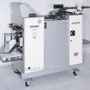Фальцевальная машина SHOEI MINI SM40 5KTT– 5 кассетных сгибов + 1 ножевой + 2 кассетных фото