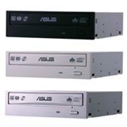 Дисковод DVD±R/RW Asus (22B2L) Light Scribe PATA Black+White фото