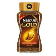 Кофе Нескафе Голд 190г фото