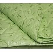 Одеяло стёганое Облегчённое и Всесезонное, наполнитель Лебяжий пух фотография