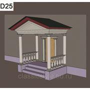 Дверные сборки D25 - D28 фото