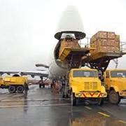 Авиаперевозки грузов фотография