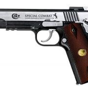 Пневматический пистолет Colt Special Combat Classic фото