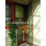 Москитные сетки на двери фото