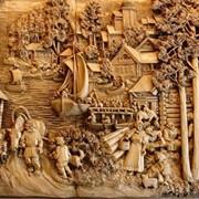 Резьба по дереву, в Караганде фото