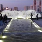 Дизайн и установка фонтанов фото