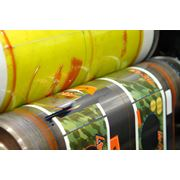 Печать флексографическая на гибкой упаковке. Бумажные пакеты с печатью фото