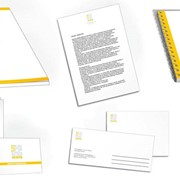 Папки, фирменные бланки, блокноты, приглашения, открытки, конверты, визитные карточки фото