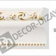 Молдинг средний золотистый 152-115G(FM) Decor-Dizayn фото