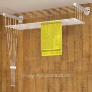 Сушилка для белья настенно-потолочная«Флорис 1,4 м» фото
