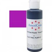 Гелевый краситель AmeriColor 128г. №265 Электрик Пурпурный Electric Purple фото