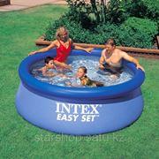Надувной семейный бассейн 244 х 76 см ntex 56970 фото