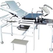 Кресло гинекологическое КА-2 фото