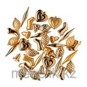 Набор украшений 38 предметов золотой ВИНТЕР фото