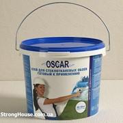 """Клей """"Oscar"""" (Оскар) для стеклообоев, готовый к применению 2,5 кг GOs2,5 фото"""