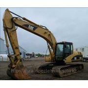 Экскаватор Caterpillar 320CL 2004 года выпуска фото