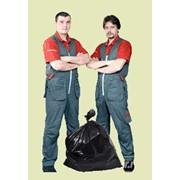 Вывоз бытового мусора. КИЕВ фото