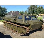 -Продаём гусеничный транспортёр ГТСМ(ГАЗ-71) фото