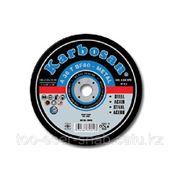 Отрезной диск по металлу KARBOSAN фото