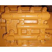 Механизм управления КПП распределитель КПП на погрузчик ZL-50, XZ656, CDM855, ZL50G Foton FL958G фото
