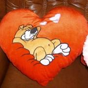 Пошив декоративных подушек с вышивкой фото