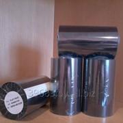 Лента для термотрансферной печати (карбоновая лента), Ленты маркировочные фото