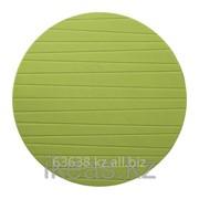 Салфетка под прибор, классический зеленый ПАННО фото