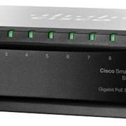 Коммутатор Cisco SLM2008PT-EU фото