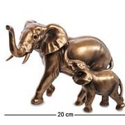 MN- 35 Фигура ''Слон со слоненком'' фото