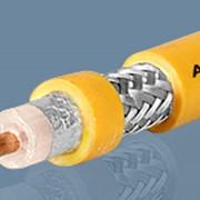 Вч кабель с полувоздушным диэлектриком фото