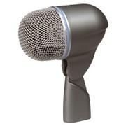 Узконаправленный динамический микрофон для бас-барабана Shure Beta52A фото