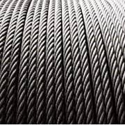 Тросы комбинированные металлические, металлоизделия строительного назначения, стройматериалы. фото