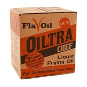 Oiltra Chef Liquid Frying Oil Volume: 15L (20L) Type of packaging: bag-in-box фото