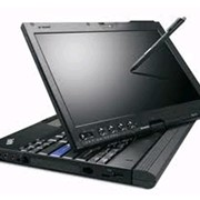 Планшетный ноутбук ThinkPad X201 фото