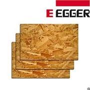 Ориентированно-стружечная плита EGGER OSB-3. Размеры: 2500*1250*22мм фото