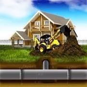 Монтаж наружного водопровода и канализации фото
